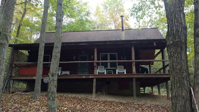 Photo for Private Vacation Cabin - Pet Friendly and in the heart of Hocking Hills