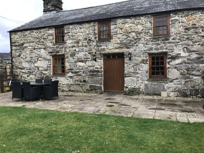 Photo for Grade II listed cottage in Snowdonia National Park