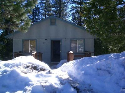 Photo for 2BR Cabin Vacation Rental in Cold Springs, California