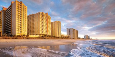 Photo for Wyndham Ocean Blvd. - 2 BR Ocean View Unit