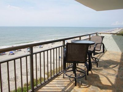Bluewater Resort 601, 2 BR Ocean Front Luxury Condo with Indoor Outdoor Pool, Hot Tub, Lazy River and Kiddie Pool