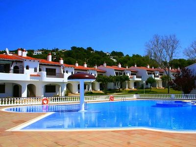 Photo for Holiday resort with pool near the beach - Son Bou Gardens