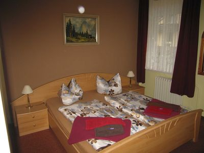 Photo for Panoramic Suite with Balcony - Bergpension Haus Vogelsang