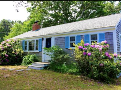 Photo for Cozy Cape Cottage, 3 bedroom, 1 bath; less than 1 mile to the beach