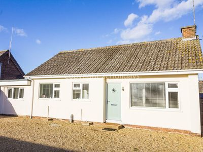 Photo for Stunning dog friendly Holiday cottage in beautiful Heacham  Norfolk.