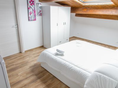 Photo for Alla Corte Accommodations: Donata, double room in the old town