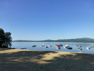Photo for Perfect family getaway on Lake Ossipee In the Mountain View community