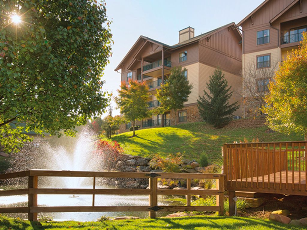 mountain getaway – wyndham smoky mountains resort 2-bedroom condo
