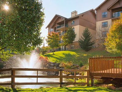 Photo for Mountain Getaway – Wyndham Smoky Mountains Resort 2-Bedroom Condo
