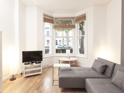 Photo for Delightful 1bdr with garden