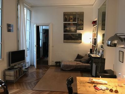 Photo for Family apartment in the heart of Paris ideal for a family