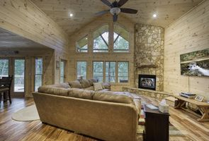 Photo for 3BR House Vacation Rental in Cherry Log, Georgia