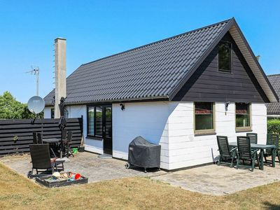 Photo for Rustic Holiday Home in Funen with Terrace