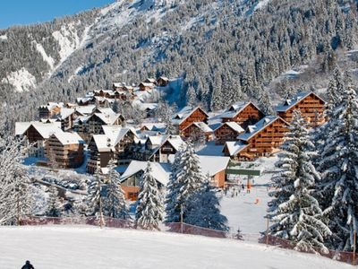 Beautiful Alpine resort - no cars and ultimate ski convenience