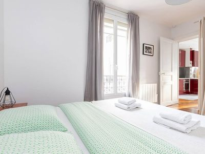 Photo for Charming 1BR in the Heart of Paris - La Bastille