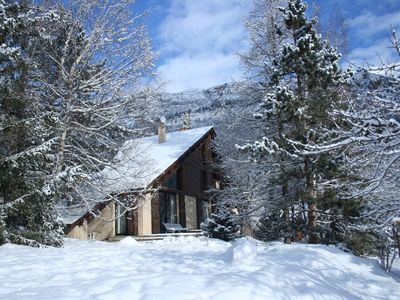 Photo for Le Monetier Les Bains: Charming and Prestigious Chalet