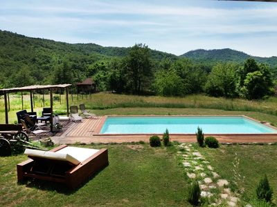 Photo for Fantastic Villa,Gavi ,amaizing PrivatePool.Great for Cycling,Wine&Castles
