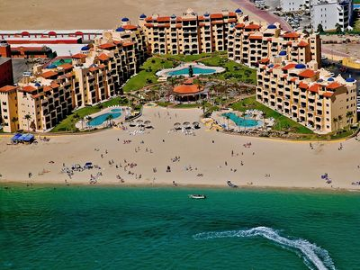 Photo for RockyCondo -  Beach Front Paradise Only 3.5 Hours From Phoenix!   Princesa C-303
