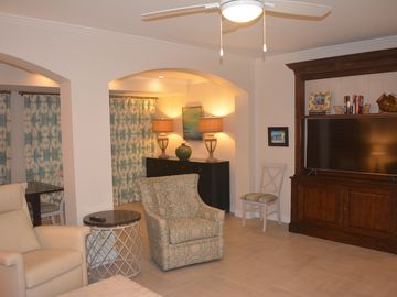 Spacious,Oceanfront,Ground Floor-Windsong Villas, Amelia Island Plantation