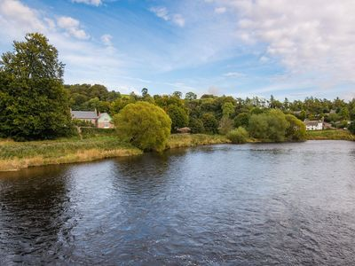 Photo for COSY COTTAGE IN A STUNNING RIVERSIDE LOCATION CLOSE TO MELROSE