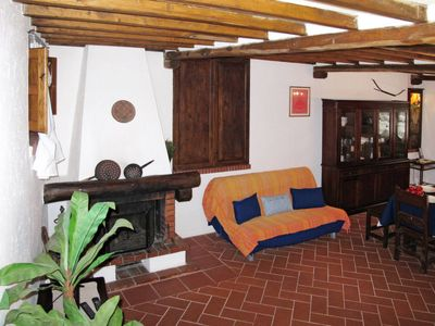Photo for 3 bedroom Villa, sleeps 6 in Luciano with Pool and WiFi