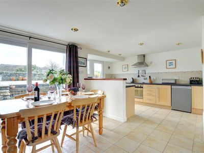 Photo for Vacation home Tyn Llan in Barmouth - 5 persons, 3 bedrooms