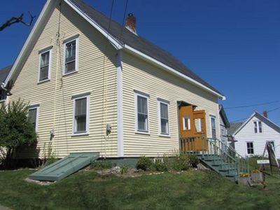Photo for Lubec Downeast Village Ground Level Apartment-- Walk To Beach And Restaurants