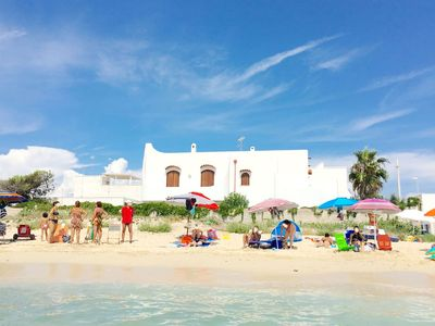 Photo for Villa directly on the beach with sea view (TL43)