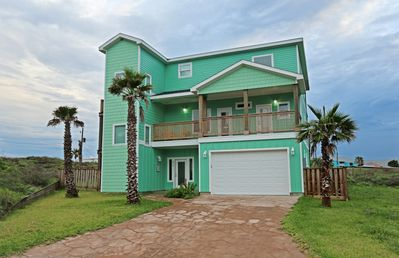 Photo for Gulf Views! Hear and Smell the Ocean! Golf Cart Included! Elevator!