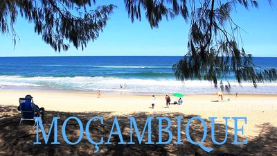 Photo for House near the beach of Mozambique