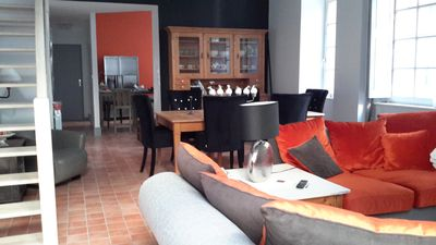 Photo for Large 124m2 apartment in the heart of the city