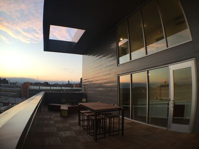 Photo for Downtown KC - Crossroads Arts District - New with a View!