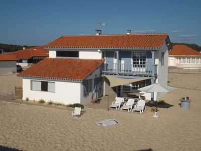 Photo for Villa on the dunes, between forest and ocean. Sport, nature and change of scenery.
