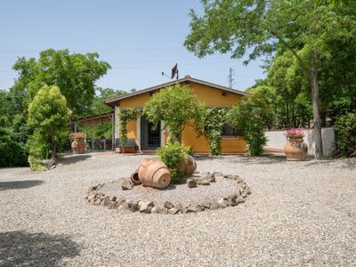 Photo for Vacation home Villa Lavinia in Montevarchi - 8 persons, 4 bedrooms