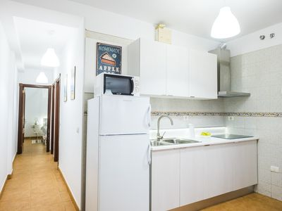 """Photo for Fantastic Accommodation in Las Galletas, 2 bedrooms, SMART TV 50 """", WiFi, Parking"""