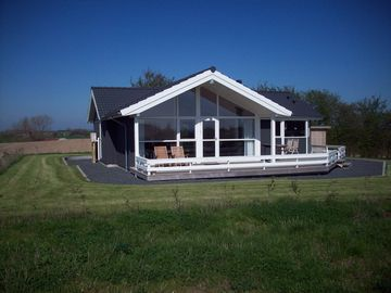 new holiday house, few minutes to the beach on the beautiful peninsula Kegnaes