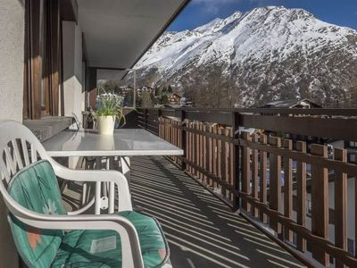 Photo for Apartment Bergrose in Saas-Fee - 4 persons, 1 bedrooms