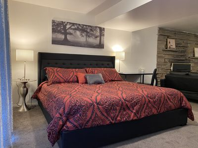 Photo for Cozy Getaway in the Heart of Utah!!!*King-size Bed!!!