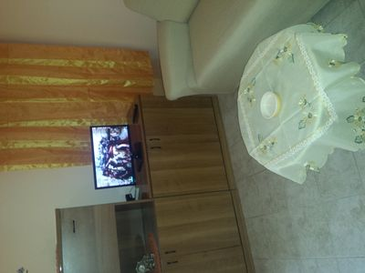 Photo for Two Trees, Apartment consists of a bedroom, living room, Kitchen