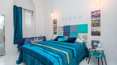 Photo for Modern apartment close to Piazza Barberini and the Trevi fountain