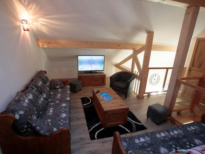 Photo for 5 rooms duplex 8 people 4* exposed South