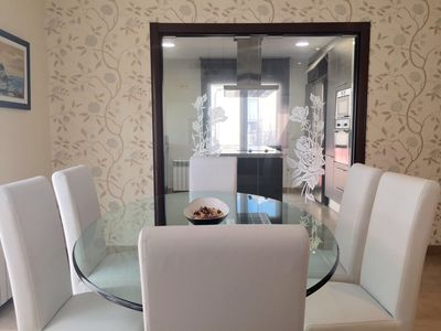 Photo for Central apartment 5 minutes walk from the beach