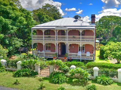 Photo for Gorgeous, Georgian Manor in Maleny
