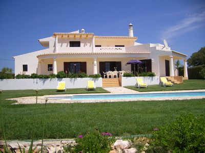 Photo for Spacious 5 bedroom villa, private pool & 2 900m² plot near the beach 26553 / AL