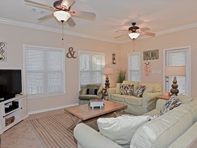 "Photo for ""Sea Psalm"" - Old Florida Village - 4 BR / 3 BA - Sleeps 10"