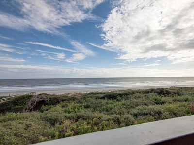 Photo for Book Soon For New Lower Rates On Kiawah Island! 3rd Floor Villa With Stunning Ocean Views!