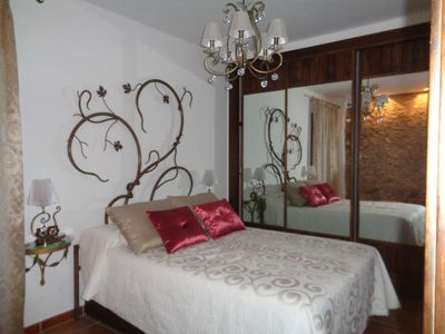 Photo for Holiday house Colomera for 2 - 9 persons with 3 bedrooms - Farmhouse