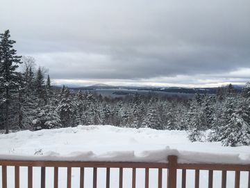 Rangeley Overlook Newly Built Cabin