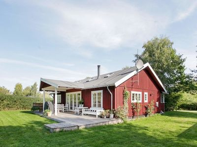 Photo for Vacation home Kulhuse in Jægerspris - 8 persons, 4 bedrooms