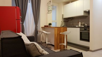 Photo for Apartment with wi-fi in the Isola / Garibaldi district